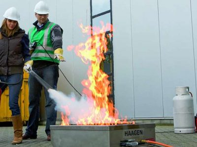 NCFE Level 1 Award in Introduction to Fire Safety for the Workplace