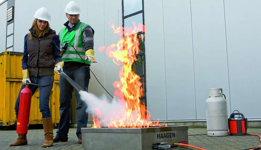 Level 1 Award in Introduction to Fire Safety for the Workplace