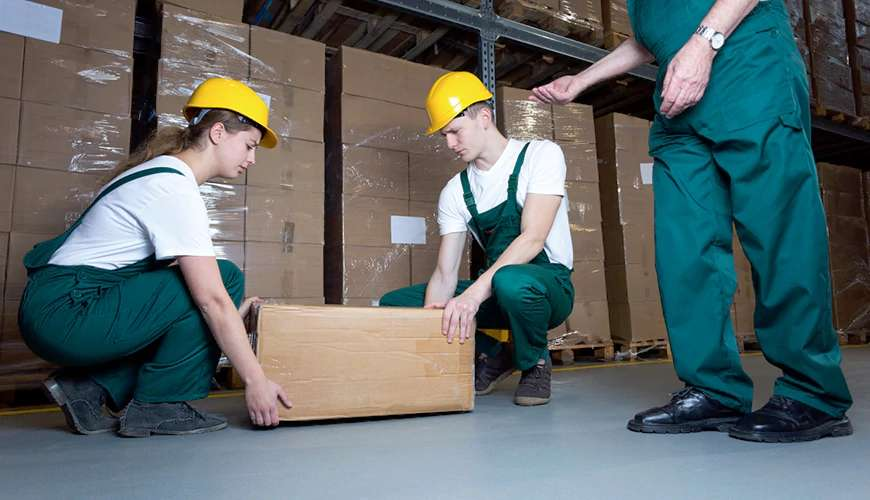 Level 2 Award in Principles and Practice of Safe Manual Handling in the Workplace