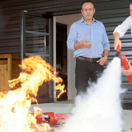 NCFE Level 2 Award in Principles of Fire Safety for the Workplace
