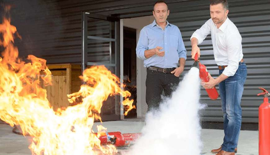 Level 2 Award in Principles of Fire Safety in the Workplace