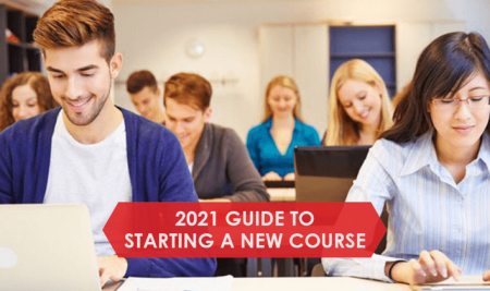2021 Guide to starting a new course