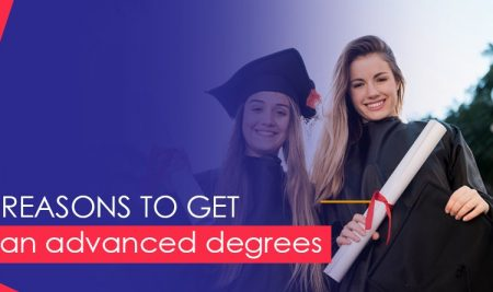 Reasons to get an advanced degree